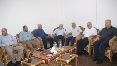 غزة: تفاصيل اجتماع قيادة لجان المقاومة وحركة الجهاد الإسلامي