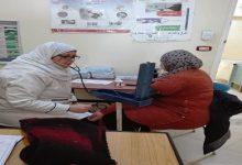 فحص 3468 سيدة ضمن مبادرة صحة المرأة بالوادي الجديد