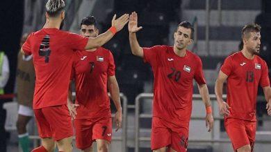 فلسطين تفوز على جزر القمر وتعبر إلى كأس العرب