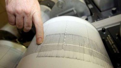 مؤشر قياس الزلازل