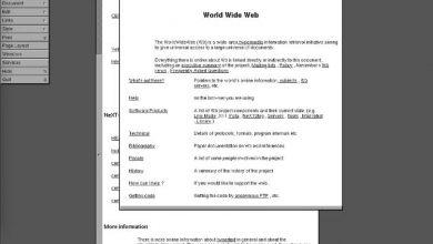 مؤسس الويب يبيع التعليمات البرمجية لأول متصفح