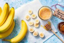 ماسك الموز لترطيب الشعر الباهت والجاف في الصيف