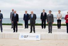مجموعة السبع تقر خطة عالمية موجهة إلى الدول المتدنية الدخل تنافس الخطة الصينية