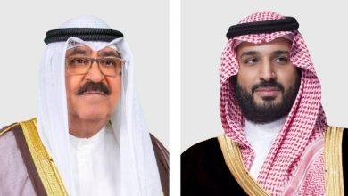 محمد بن سلمان يعزي هاتفياً ولي عهد الكويت في وفاة الشيخ منصور الأحمد الصباح - أخبار السعودية