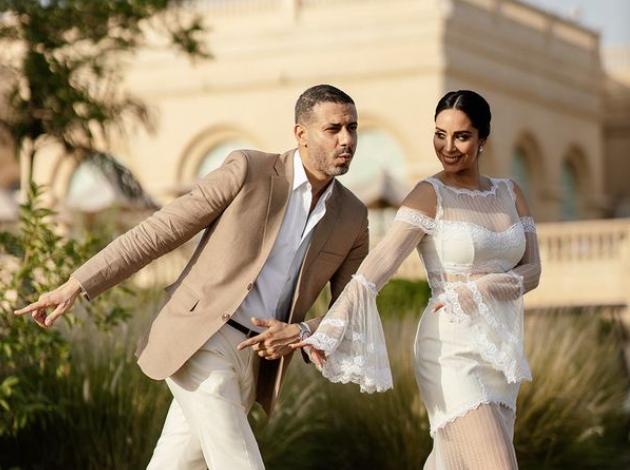 محمد فراج وبسنت شوقي يكشفان: الزفاف بعد شهرين وما احتفلنا به كان عقد القران وهذه صحة فارق العمر بيننا