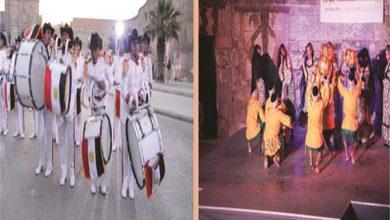 المهرجان الدولى للطبول والفنون التراثية فى دورته الثامنة بالقلعة