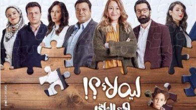 موعد عرض مسلسل ليه لأ الجزء الثاني للفنانة منة شلبي على شاهد vip