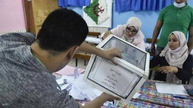 نتاج انتخابات البرلمان الجزائري تشهد عددًا من التغيرات .