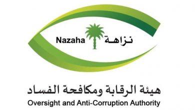 «نزاهة»: إيقاف 163 مواطنا ومقيما منهم موظفون في 7 وزارات - أخبار السعودية