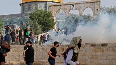 واشنطن تحذر إسرائيل من تفجر الأوضاع بسبب استفزازات اليمين في القدس .