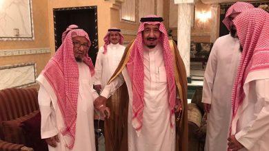 وفاة المستشار في الديوان الملكي الشيخ ناصر بن عبدالعزيز الشثري