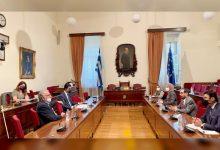 """وفد """" الوطني الاتحادي """" برئاسة على النعيمي يلتقي في أثينا وزير خارجية اليونان و مسؤولا برلمانيا"""