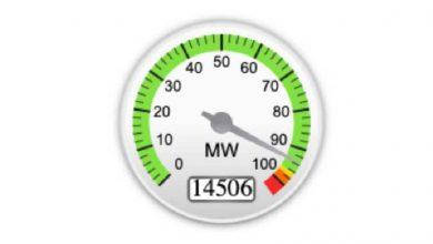 مؤشر أحمال الكهرباء يقفز 500 ميغاواط في يومين