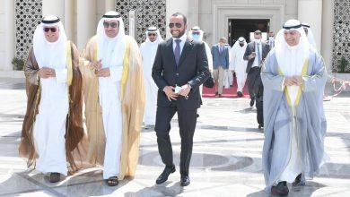 الغانم يتوجه إلى جنيف للاجتماع مع رئيس الاتحاد البرلماني الدولي