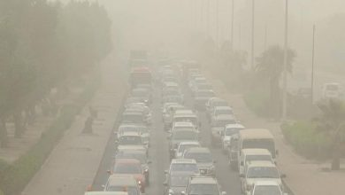 «الداخلية» تدعو الجميع لتوخي الحذر لعدم استقرار الأحوال الجوية