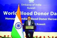 السفير جورج: الشباب الهندي أكثر الجنسيات تبرعاً بالدم في الكويت