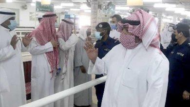 وزارة الداخلية شيعت صالح الرشيد