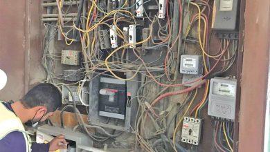 وزارة الكهرباء والماء: 65 محضر مخالفة وإثبات حالة خلال يونيو