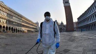 52 وفاة جديدة بكورونا في إيطاليا