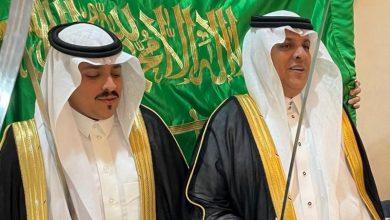 """""""الصقيران"""" يحتفل بزواج نجله في جدة"""
