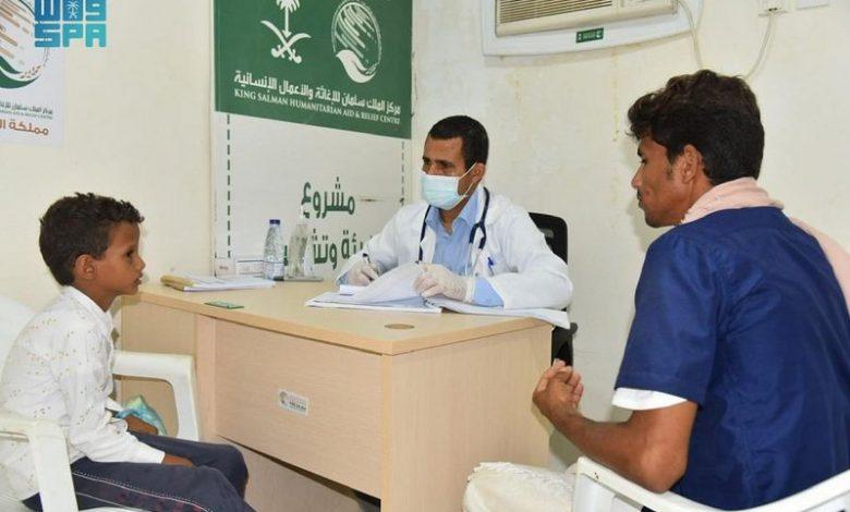 بالصور.. مركز الجعدة الصحي يقدم خدماته لـ1.861 مستفيداً خلال أسبو