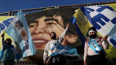 Argentines Recall Maradona Goal of the Century 35 Years on