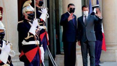 Dibeybe - Macron görüşmesindeki 3 hayati dosya