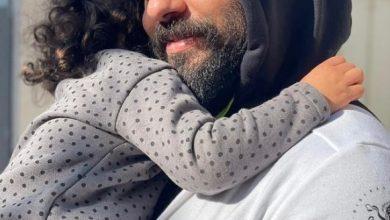 أحمد صلاح حسني يحتفل بعيد ميلاد ابنته والنجوم يهنئونه