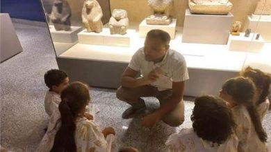 أنشطة متنوعة للأطفال بمتحف شرم الشيخ