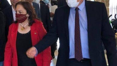 إعلام عبري: لقاء بين وزيرة الصحة الفلسطينية ووزراء إسرائيليين في القدس