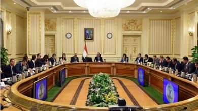 مجلس الوزراء