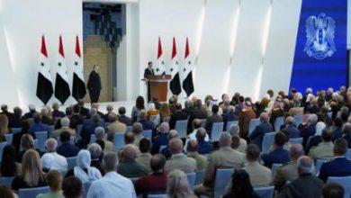 اسد برای چهارمین بار سوگند ریاست جمهوری یاد کرد