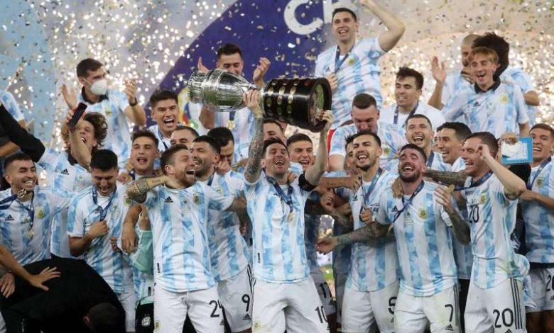 الأرجنتين تهزم البرازيل في «ماراكانا» وتتوج بلقب كوبا أميركا