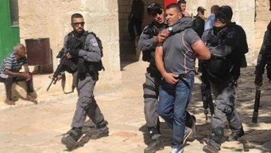 الاحتلال يعتقل حارس الأقصى رجائي الترهي خلال عمله