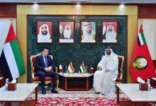 البواردي يلتقي سفير طاجيكستان