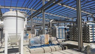 محطة تحلية المياه