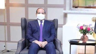 السفير المصري في جيبوتي يجري حواراً مع التلفزيون الجيبوتي