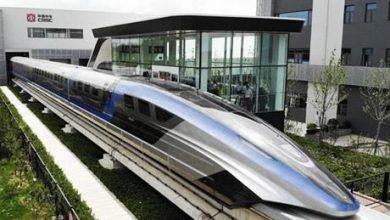 الصين تنهي انتاج أسرع قطار على وجه الأرض بنظام النقل المغناطيسي