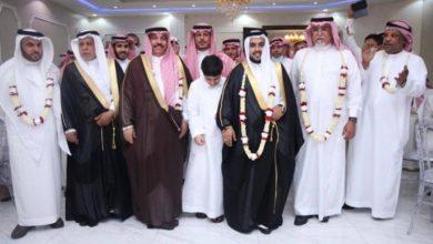 العلوني والغامدي يحتفلان بزواج سعد - أخبار السعودية