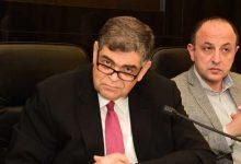 الدكتور أشرف  حاتم .. رئيس لجنة الصحة بمجلس النواب