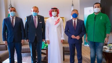 الفيصل يبحث سبل التعاون مع الكويت وبولندا في «طوكيو 2020»