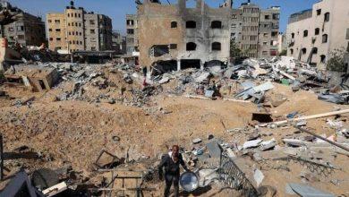 اللجنة الحكومية لإعمار غزة: 479 مليون دولار خسائر العدوان الأخير