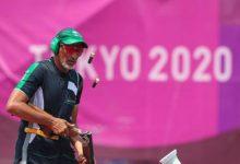 المطيري لاعب الرماية السعودي يودع أولمبياد طوكيو