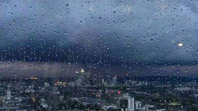 انحسار الأمطار على المرتفعات الجنوبية وارتفاع الحرارة بالشرقية والرياض