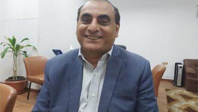 الدكتور شكرعبدالسلام مدير المعمل المركزي للمبيدات