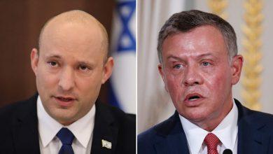 تقرير يكشف عن اجتماع سري بين ملك الأردن ورئيس وزراء إسرائيل في عمّان .