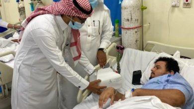 حفلة معايدة بمستشفى الطوال بمناسبة عيد الأضحى - أخبار السعودية