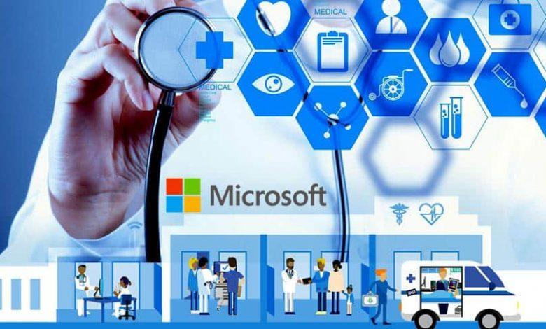 مايكروسوفت لديها خطط ضخمة لمجال الرعاية الصحية