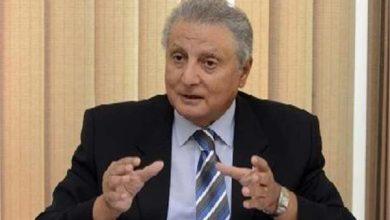 السفير رضا الطايفى مساعد وزير الخارجية السابق