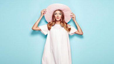 طرق ازالة البقع عن الفساتين البيضاء